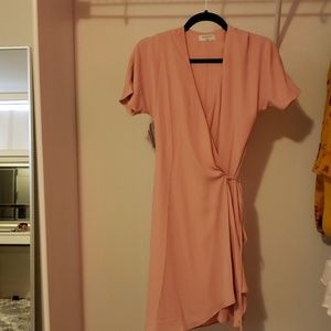 Aritzia Babaton Wallace Dress